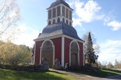 die Kirche in Övertorneå