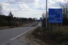noch einmal abbiegen nach Enontekiö,Kautokeino
