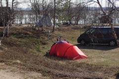 heute mal wieder Campingplatz um die Akkus aufzuladen