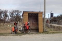 ein windgeschützter und Anfangs sonniger Platz für eine ausgiebige Mittagspause