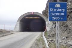 der erste Tunnel heute