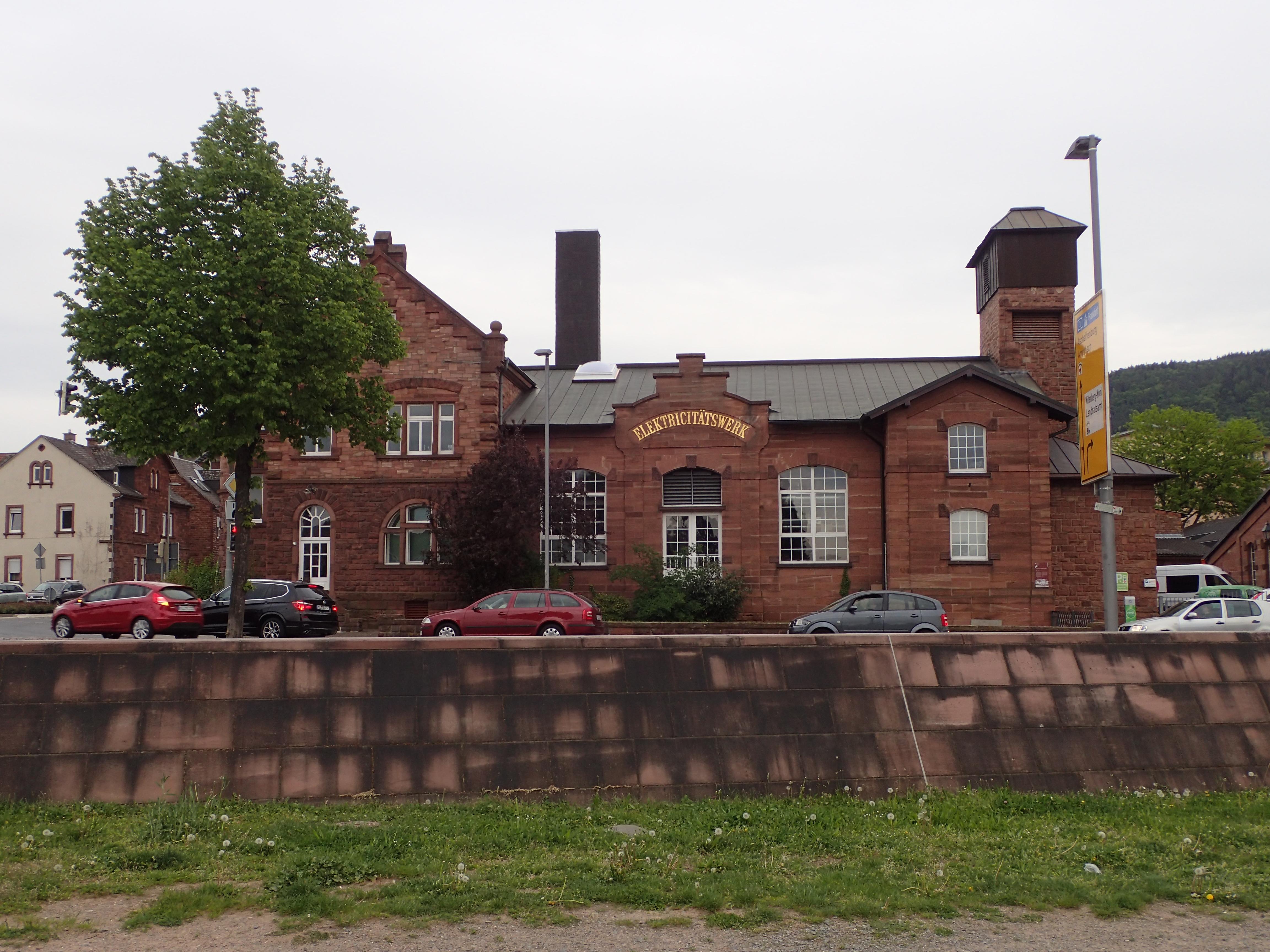 Miltenberg, E-Werk