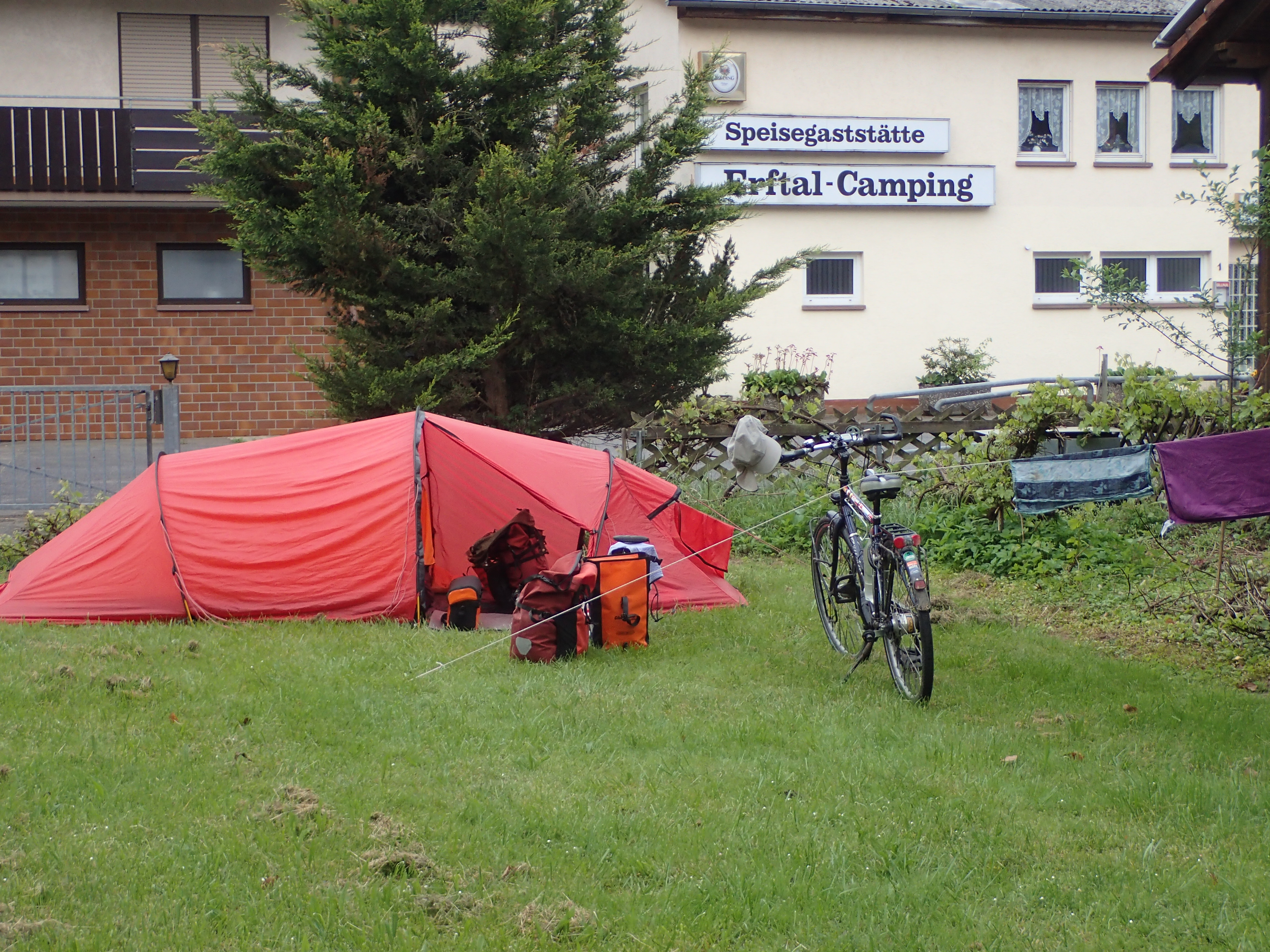 Campingplatz in Eichenbühl